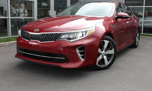 Kia Optima SX Turbo / GPS / Caméra / Cuir ++ 2016