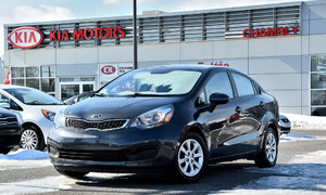 Kia Rio LX+ *EN PARFAITE CONDITION* *A/C* *BLUETOOTH* 2014