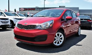 Kia Rio LX+**Sieges Chauffants**Cruise**Bluetooth** 2014