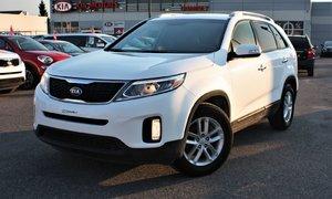 Kia Sorento 2.4L LX FWD **Pneus d'Hiver Inclus** 2014