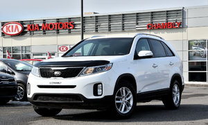 Kia Sorento LX AWD *BANCS CHAUFFANTS*BLUETOOTH*CRUISE* 2015