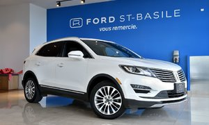 2017 Lincoln MKC RESERVE PACK+TOIT+GPS+SIEGES CHAUFF/CLIM!
