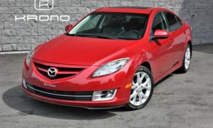 Mazda Mazda6 GT, toit ouvrant, cuir, clé intel + 2009