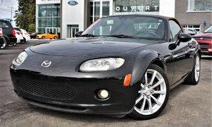2006 Mazda MX-5 GT / Cuir Orange!