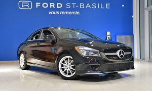 Mercedes-Benz CLA CLA 250 4MATIC COUPE 2017