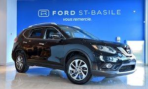 2015 Nissan Rogue SL / AWD / GPS / TOIT / SIEGES CHAUFFANTS