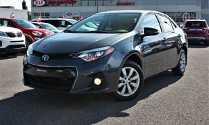 Toyota Corolla S**Caméra de Recul**Bluetooth**A/C** 2014