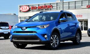 Toyota RAV4 Hybrid LE+**Démarreur à Distance**Toit Ouvrant** 2017