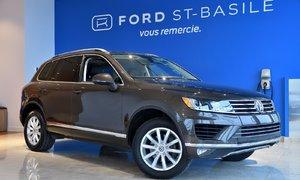 Volkswagen Touareg 3.6L+ CUIR+TOIT PANO+GPS+++ 2016