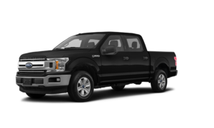 2018 Ford F150 4x4 - Supercrew XLT - 145