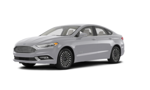 2018 Ford Fusion Titanium HEV