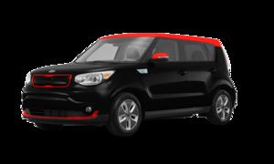 Kia Soul EV Luxury 2018