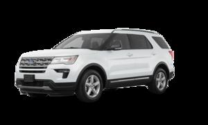 Ford Explorer XLT - 4WD 2019