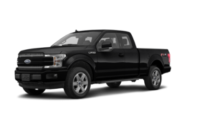 Ford F150 4x4 - Supercrew Lariat - 145