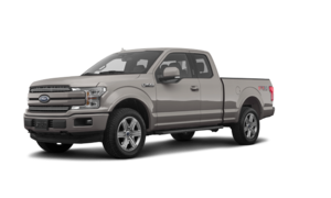 Ford F150 4x4 - Supercrew Lariat 2,7- 145