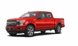 Ford F150 4x4 - Supercrew XLT 5,0 - 157 WB 2019