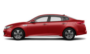 2019 Kia Optima HEV