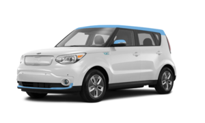 Kia Soul EV Luxury 2019