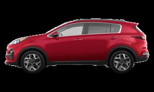 Kia Sportage EX Tech AWD 2020