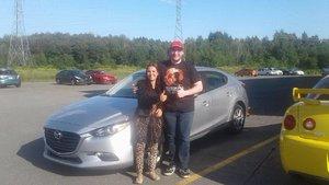 Emballant! de Prestige Mazda à Shawinigan