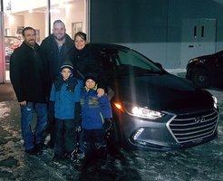 Pour une belle famille! de Hyundai Shawinigan à Shawinigan