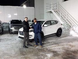 Mon nouveau VUS de Hyundai Trois-Rivières à Trois-Rivières