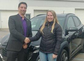 Félicitations de Hyundai Trois-Rivières à Trois-Rivières