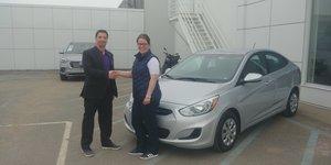 Félicitations! de Hyundai Trois-Rivières à Trois-Rivières