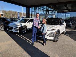 Hyundai Kona de Groupe Vincent à Shawinigan et Trois-Rivières