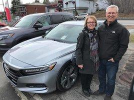 Un nouveau véhicule! de Avantage Honda à Shawinigan