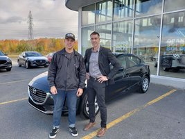 Premier véhicule! de Prestige Mazda à Shawinigan