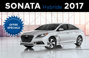 Sonata hybride Ultimate Hybride rechargeable 2017
