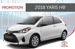 2018 Yaris Hatchback