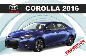 Corolla CE 2016