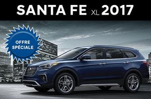 Santa Fe XL ultimate 2017