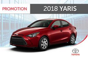 2018 Yaris Sedan