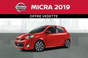 Micra 2019 (QC)