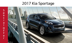 2017 Sportage LX FWD