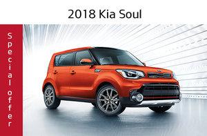 2018 Kia Soul
