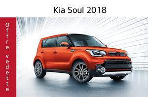 Kia Soul 2018