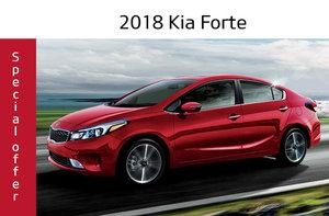 2018 Forte LX MT
