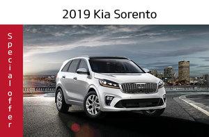 2019 Sorento LX TA