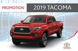 2019 Tacoma 4X4 DoubleCab 6A SB