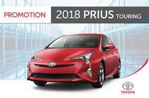 2018 Prius Touring