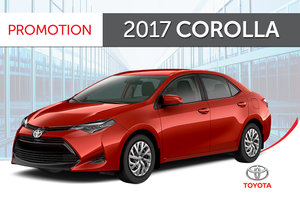 2017 Corolla SE CVT with XSE
