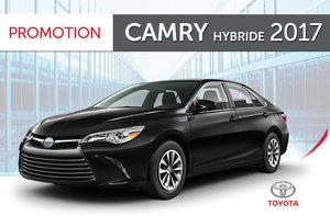 Camry hybride SE 2017