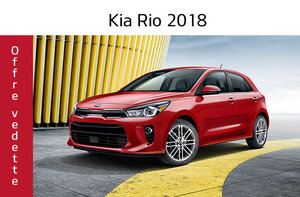 Rio 5 portes LX BM 2018
