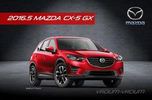 2016.5 Mazda CX-5 GX