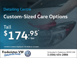 Custom-Sized Care Options: Tall