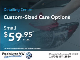 Custom-Sized Care Options: Small
